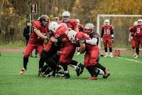 Матч по американскому футболу между «Тарантула» и «Витязь», Фото: 75