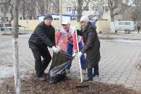 Первый городской суббботник-2015. 14.03.2015, Фото: 1