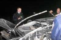 В жутком ДТП в поселке Рассвет погиб пассажир Audi A6, Фото: 6