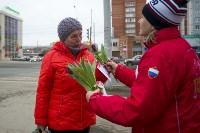Пролетарский глава Сергей Шестаков поднял тулячкам настроение, Фото: 20