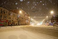 В Туле ночью бушевал буран, Фото: 1