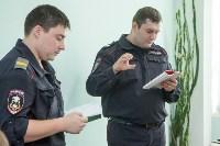 Экзамен для полицейских по жестовому языку, Фото: 2