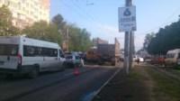 Два ДТП на проспекте Ленина. 08.08.2014, Фото: 6