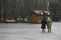 Ремонтные работы в ЦПКиО им. Белоусова, Фото: 57