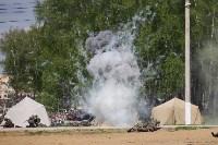 Реконструкция сражения на Эльбе. 9 мая 2016 года, Фото: 30