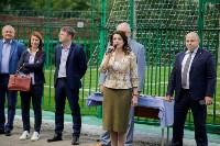 Открытие нового футбольного поля, Фото: 14