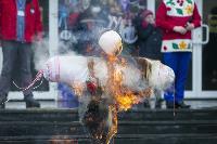 Широкая Масленица с Тульским цирком: проводы зимы прошли с аншлагом, Фото: 43