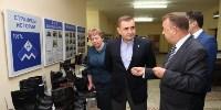 Алексей Дюмин пообщался с сотрудниками ЗАО «Донская обувь», Фото: 13