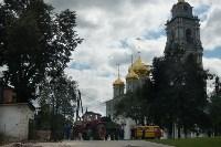 Снос электроподстанции в тульском кремле, Фото: 8