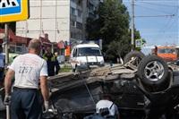 ДТП на перекрестке улиц Ложевой и Калинина, Фото: 13