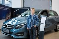 Mercedes-Benz представил обновленный В-класс, Фото: 28