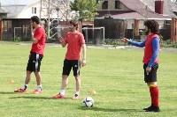 Тренировка «Арсенала» на стадионе «Желдормаш», Фото: 27