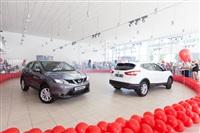 Премьера нового Nissan Qashqai в ДЦ «Восток Моторс», Фото: 16
