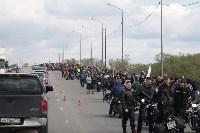 Открытие мотосезона в Новомосковске, Фото: 6