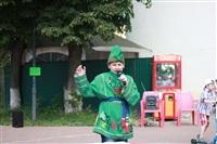 В Туле прошел флешмоб «Читающий парк», Фото: 34