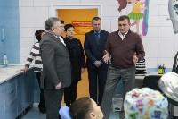 Алексей Дюмин в гимназии Кимовска, Фото: 7