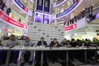 Бойцы М-1 провели открытую пресс-конференцию и встретились с фанатами, Фото: 33