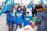 Митинг ЛДПР. 23 февраля 2014, Фото: 11