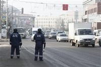 Полицейские поздравили автоледи с 8 Марта, Фото: 3
