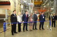 Открытие второй линии производства завода SCA, Фото: 15