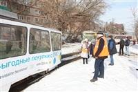 ДТП с участием двух трамваев. , Фото: 15