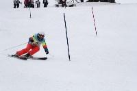 Второй этап чемпионата и первенства Тульской области по горнолыжному спорту., Фото: 17