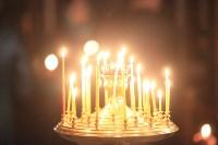 Пасхальная служба в Успенском кафедральном соборе. 11.04.2015, Фото: 1