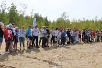 На берегу Романцевских озер в Кондуках состоялась Всероссийская акция «Вода России», Фото: 7