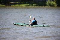 Гонкой на каноэ в Туле открыли сезон навигации, Фото: 26