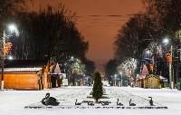 Украшение парка к Новому году, 15.12.2015 , Фото: 10