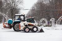 Последствия снежного циклона в Туле, Фото: 51