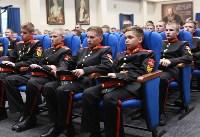 Присяга в Тульском суворовском училище: фоторепортаж, Фото: 69