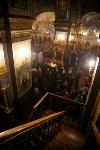 Пасхальное богослужение в Успенском соборе, Фото: 11