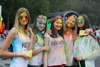 ColorFest в Туле. Фестиваль красок Холи. 18 июля 2015, Фото: 8