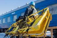 Учения МЧС на железной дороге. 18.02.2015, Фото: 7