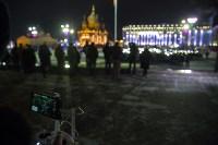 Фейерверк в честь 75-летия обороны Тулы, Фото: 4