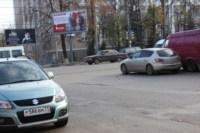 Знаки запрета поворота на ул. Агеева. 10.10.2014, Фото: 4