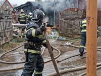 Пожар в Михалково, Фото: 19