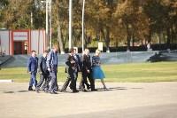 Полномочный представитель Президента России в ЦФО осмотрел мемориал «Защитникам неба Отечества», Фото: 6