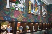 В Туле открыли скульптуру «блохе-киборгу», Фото: 18