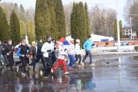 Забег в поддержу российской сборной по легкой атлетике, Фото: 5