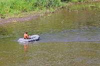 В Тульской области началась расчистка русел Оки и Упы, Фото: 15
