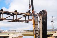 Демонтаж трубопровода у Восточного обвода, Фото: 9