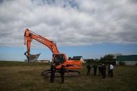 Демонтаж незаконных цыганских домов в Плеханово и Хрущево, Фото: 75