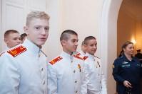 В колонном зале Дома дворянского собрания в Туле прошел областной кадетский бал, Фото: 1