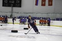 Легенды хоккея провели мастер-класс в Туле, Фото: 25