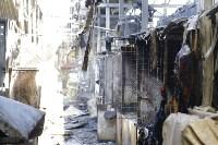 """Сгорел рынок """"Салют"""", Фото: 11"""