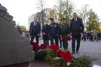 В Туле открыли памятник экипажу танка Т-34, Фото: 39