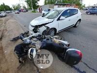 В Туле сбили мотоциклиста, Фото: 5