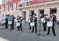Присяга в Тульском суворовском училище: фоторепортаж, Фото: 75